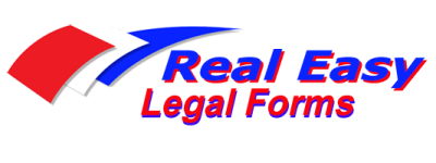 2018 Real Easy Legal Forms Logo
