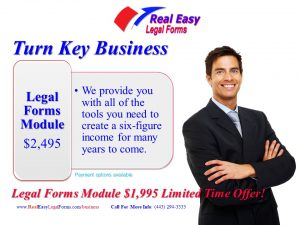 Real Easy Legal Forms